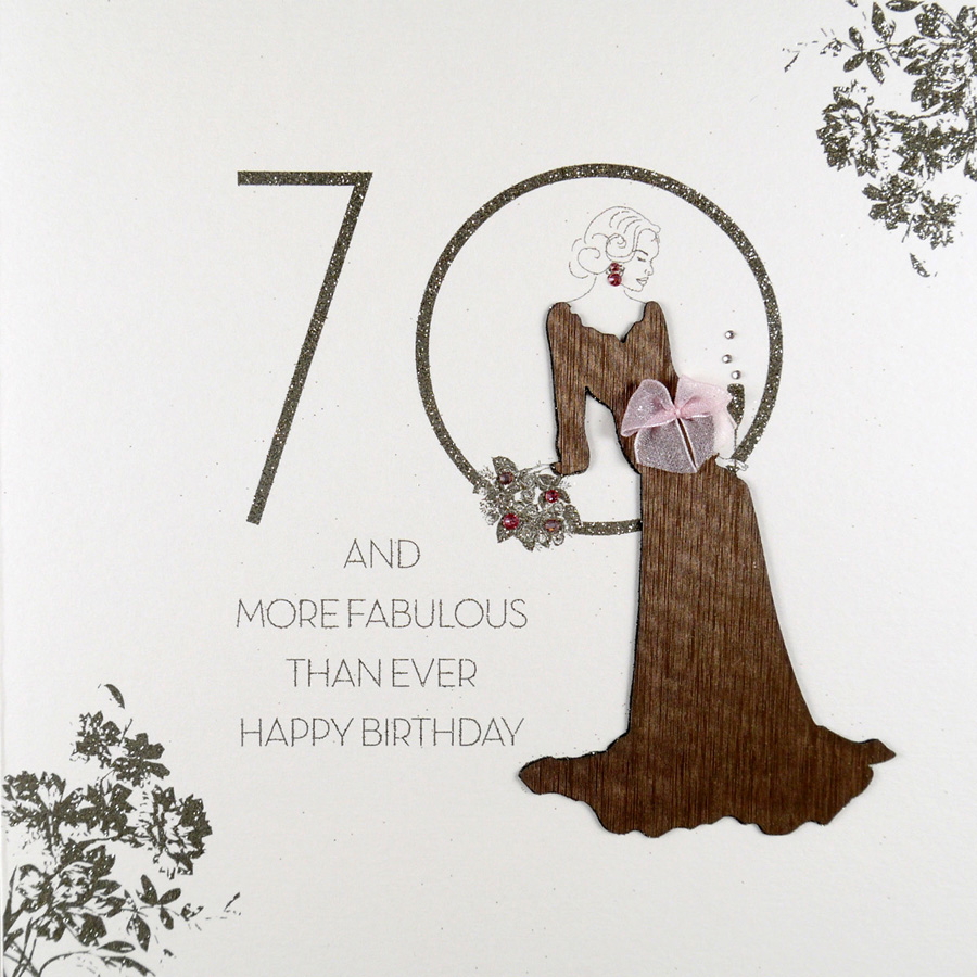 70 More Fabulous Than Ever