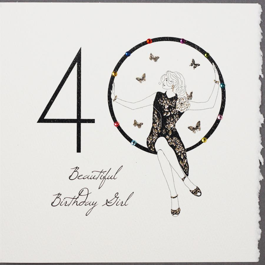 40 Beautiful Birthday Girl
