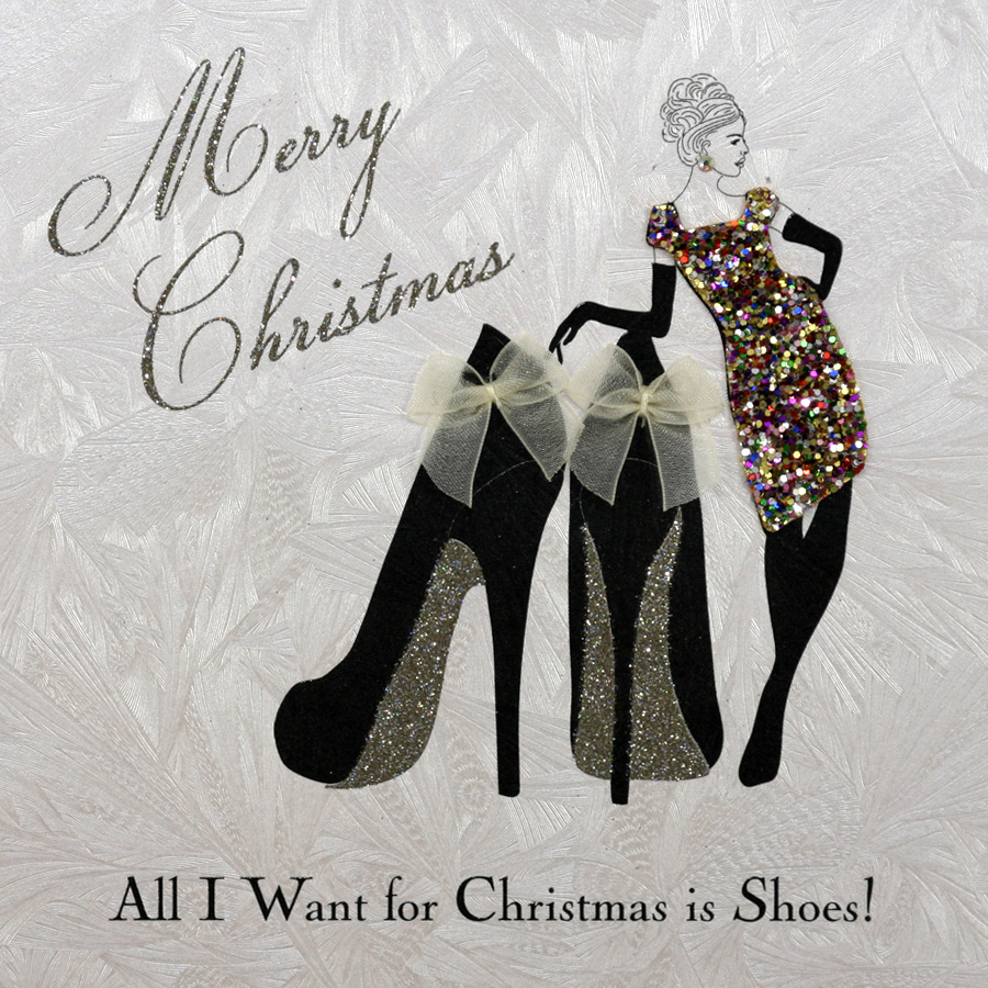 Image result for merry christmas shoes