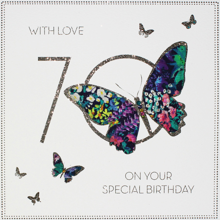On Your Special Birthday