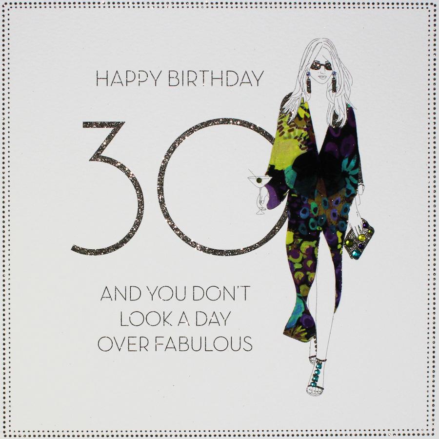 30 Ter Geburtstag