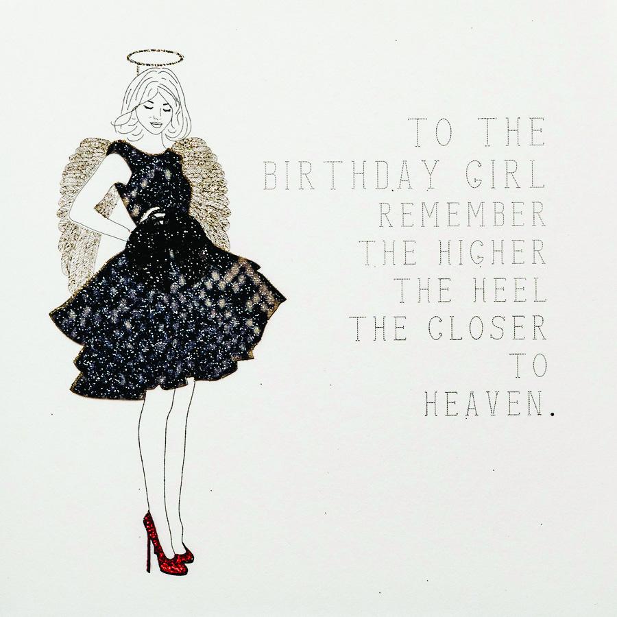 The Higher Heel Closer To Heaven