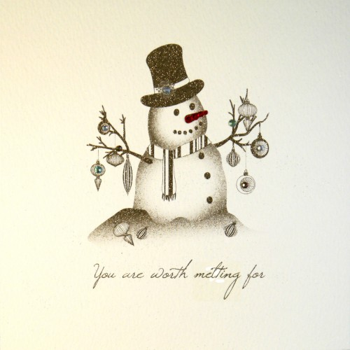 Male Christmas Cards