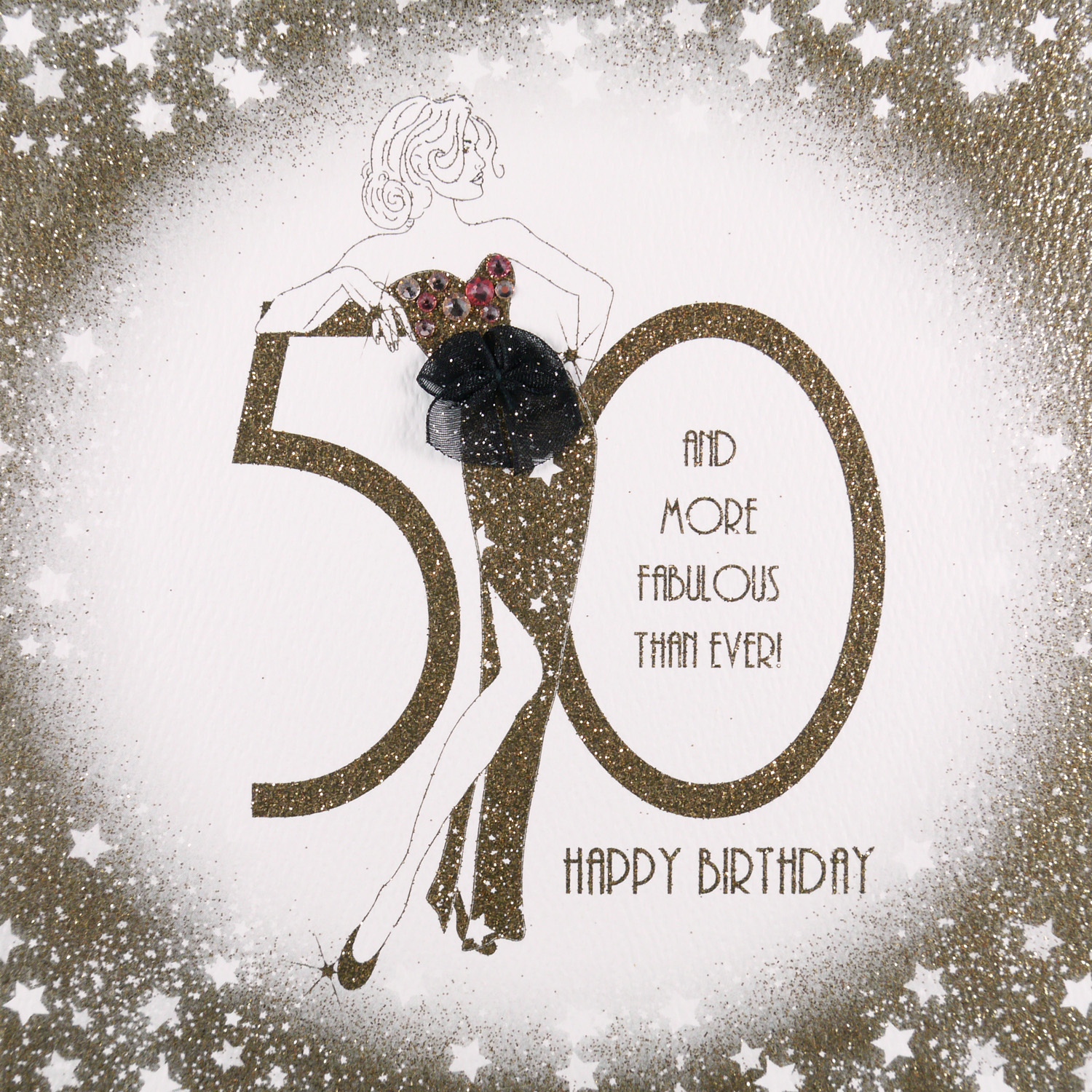 Fab 50 Birthday: 50 & More Fabulous Than Ever