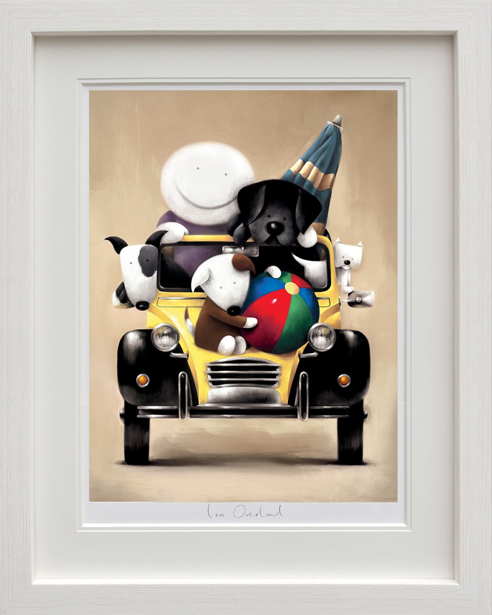 Love Overload - Limited Edition Print By Doug Hyde